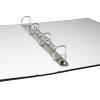 Optionele uitvoering: met een rugbreedte van 25 of 40mm, met 2-voudig of 4-voudig mechanisme (afb. soortgelijk)