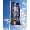 Vlag voor vlaggenmast met banierhouder