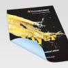 Verschillende papiersoorten zoals 120g/m² affichepapier mat ...