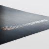 Partieel aangebrachte relieflak zorgt voor een luxe structuur op uw drukwerk.