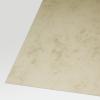 Close-up van het 200g/m² gemarmerde karton met bruine tint