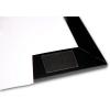 Optioneel: transparant insteekvakje voor visitekaartjes