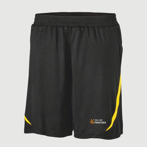 zwart / geel