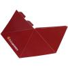 4-zijdige piramide, gestanst en plano liggend geleverd