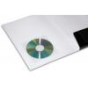 Optioneel: transparant insteekvak voor CD's